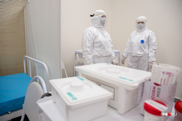 В Прикамье коронавируную инфекцию диагностировали еще у 61 человека