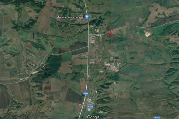 Полигон предлагают устроить в 10 километрах от Красноярска