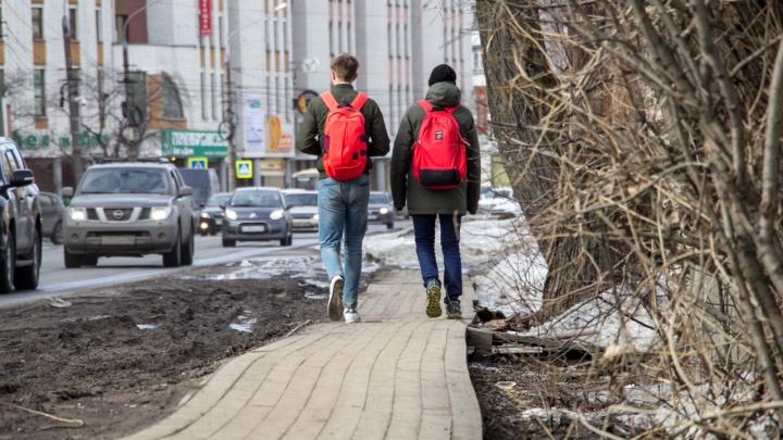 У 41 школьника в Архангельске нашли коронавирус