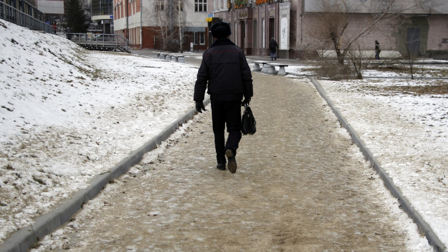 На новой рабочей неделе в Омскую область придут первые морозы