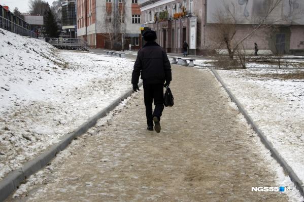 В Омске будет теплее, чем в области
