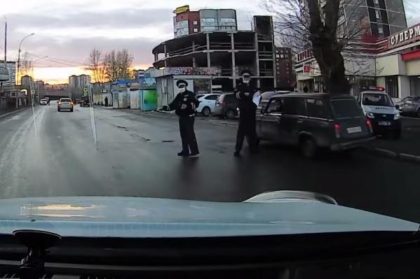 Суд встал на сторону водителя, а не инспекторов ГИБДД