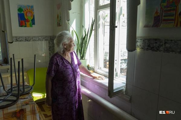 Рашида попала в дом престарелых, после того как от неё отказалась приемная семья<br>