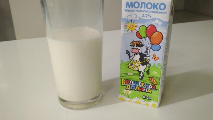Челябинским школьникам выдают бесплатное молоко без витаминов и с большим сроком годности