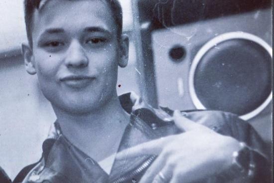 Будущий солист «Рук вверх» в 1993 году зажигал на самарских дискотеках
