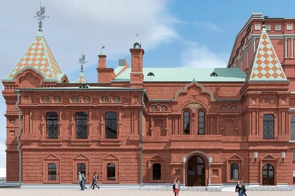 Реставрацию Театра драмы планируют начать в 2021–2022 годах