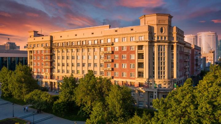 Фотограф показал, как выглядят здания Новосибирска с высоты. 15 самых удивительных фото