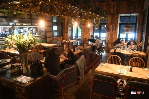 Спустя полгода рестораны наконец-то смогли открыться полностью
