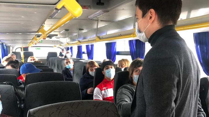 В Ярославле ловили нарушителей масочного режима: где прошли облавы
