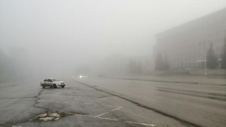 Синоптики говорят, что в выходные на Пермь опустится радиационный туман. Это опасно? А что это вообще такое?