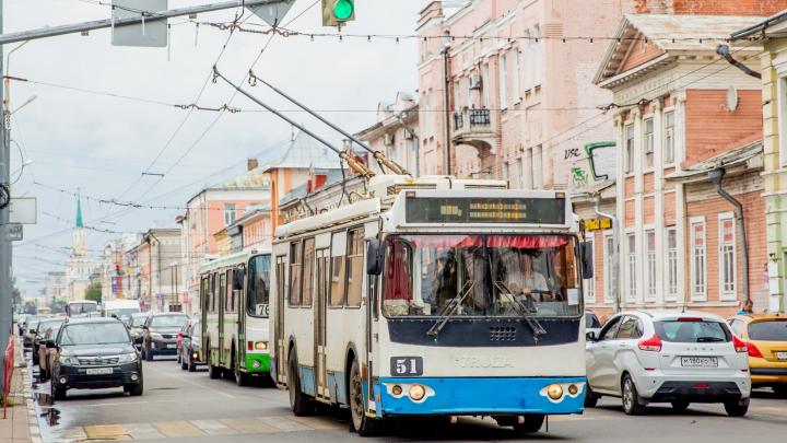 В Ярославле вновь изменили расписание транспорта: что решили теперь