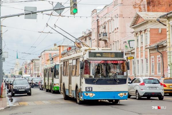 В Ярославле с 7 апреля вновь меняется расписание транспорта