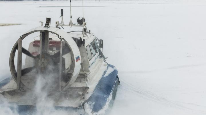 Минтранс Самарской области просит денег на ремонт судов на воздушной подушке