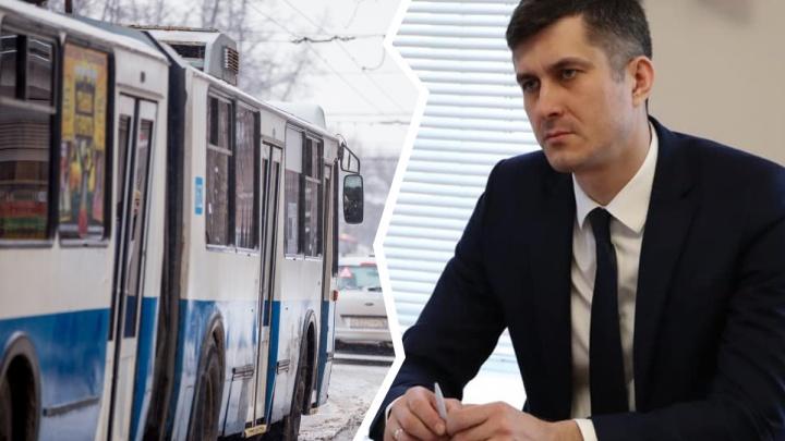 Председатель муниципалитета: «Нас игнорируют». Почему в Ярославле закрыли троллейбусный маршрут