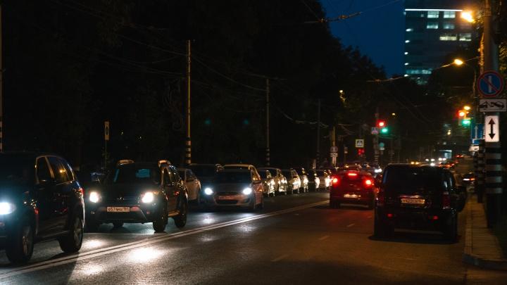 «Нас неправильно поняли»: самарские стритрейсеры извинились за ночной автопробег