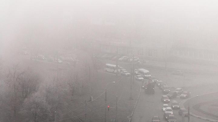 Погода всё хуже: самарских водителей попросили воздержаться от поездок