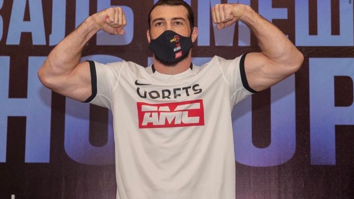 «В UFC избыток российских бойцов»: в команде красноярского бойца объяснили, почему он выступил за Армению