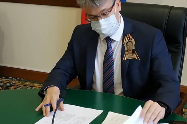 Андрей Панов также рассказал, что будут делать с уволенными с завода сотрудниками