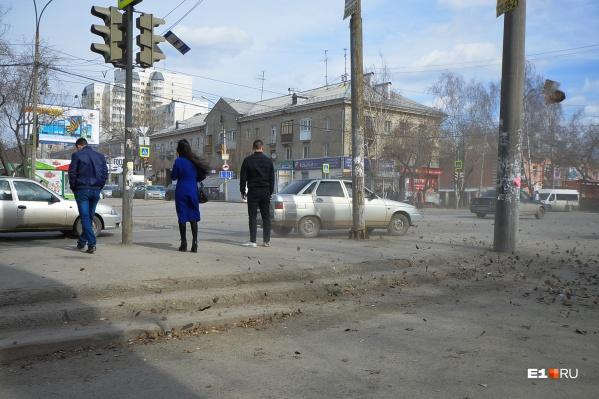 В Екатеринбурге и области будет сильнейший ветер