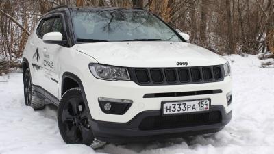 Джип на любителя. Разглядываем кроссовер Jeep Compass с заоблачной ценой в 3миллиона рублей — за что платим