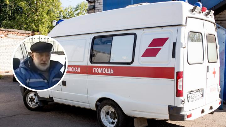 Стало плохо на работе: в Ярославле умер водитель скорой помощи