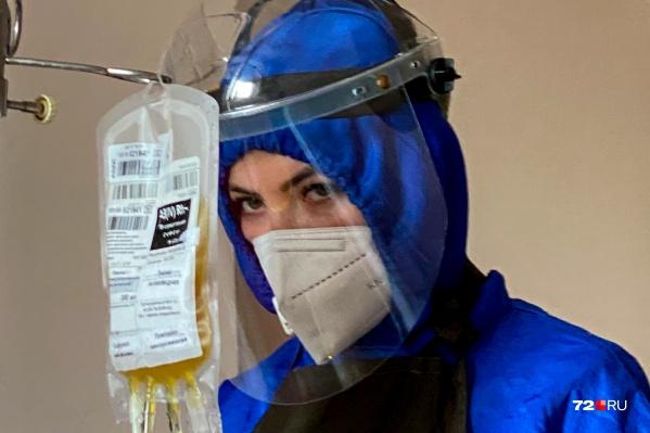 Медики борются за жизнь каждого пациента