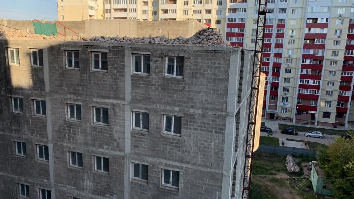 В Самаре хотят снести многоэтажный спорткомплекс
