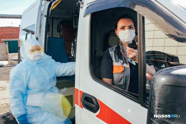 С каждым днём в Омске всё больше заражённых коронавирусом