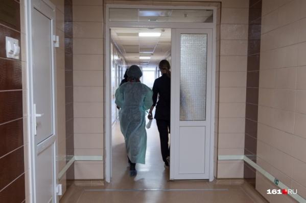 В Ростове за сутки 25 новых заболевших
