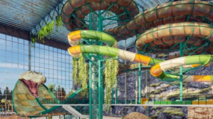 Директор парка Горького рассказал о проекте нового аквапарка в Перми: смотрим эскизы комплекса