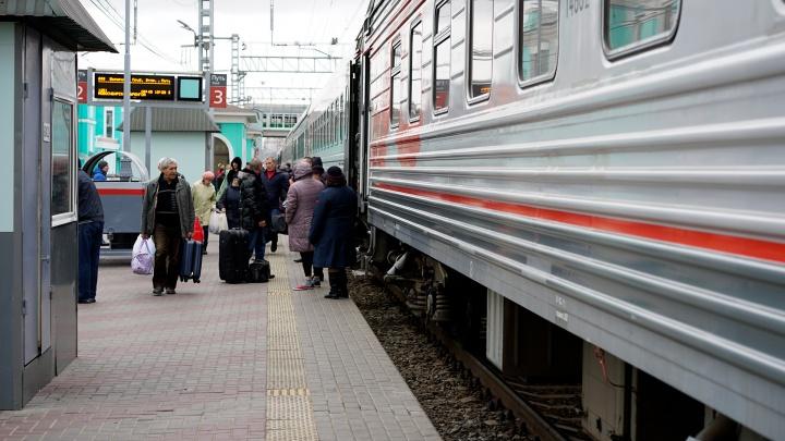 Всё для дачников: как изменится расписание пригородных поездов Омска весной и летом