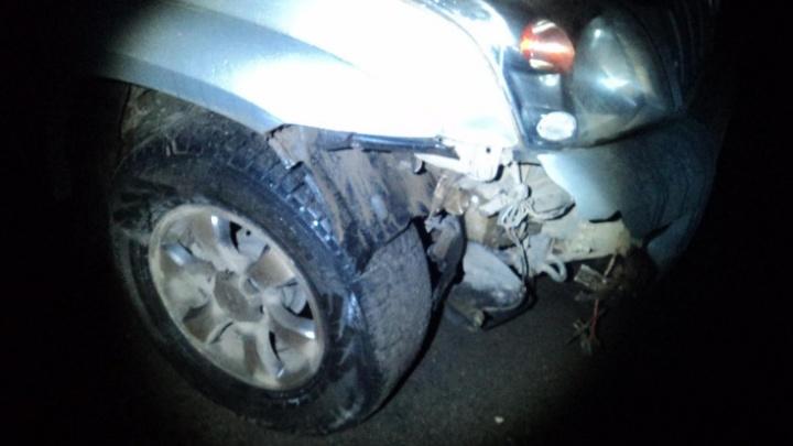Под Северодвинском внедорожник сбил пешехода. Мужчину не смогли спасти в больнице