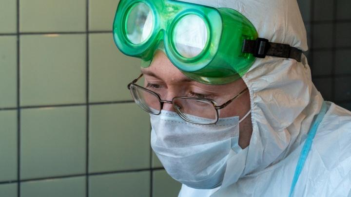 Новая заболевшая — в тяжелом состоянии: всё про коронавирус в Архангельской области на 15 апреля
