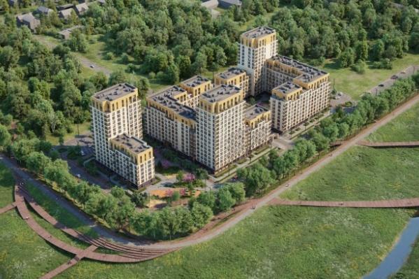 Потенциальные покупатели могут выбрать удобный вариант из нескольких жилых проектов