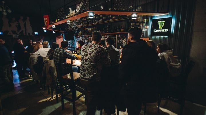 Полупустые кафе и танцующие тюменцы в барах. Репортаж из развлекательных заведений перед выходными