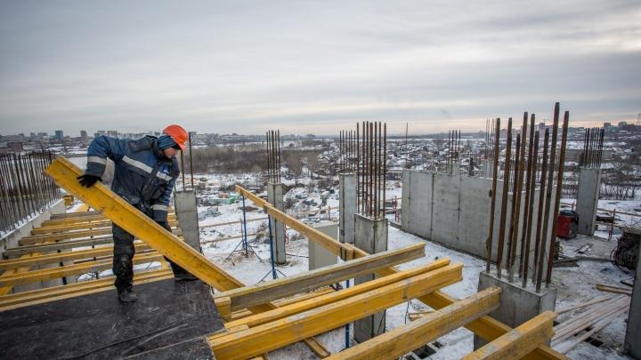 Новосибирская область вошла в топ-4 регионов РФ по объему строящегося малоэтажного жилья