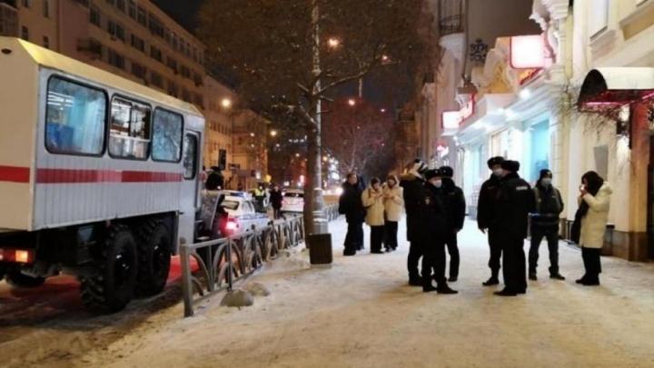В Росгвардии рассказали, как прошла ночная проверка баров Екатеринбурга