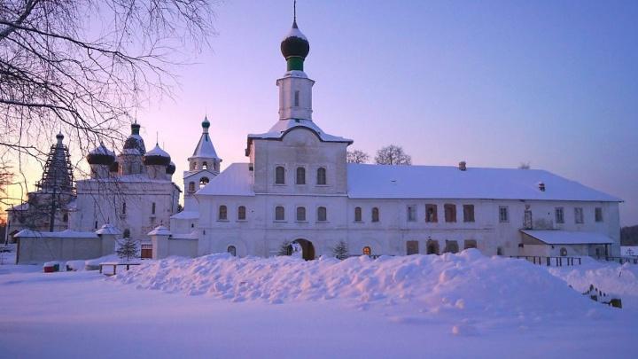 Колокол-благовест и праздничные звоны: в Архангельске подвели итоги юбилейного года Сийского монастыря