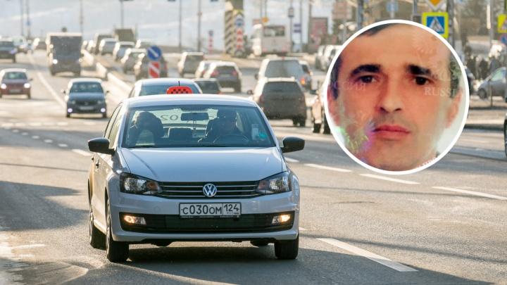 Четыре дня в Красноярске ищут таксиста, который пропал во время рабочей смены