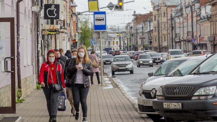 Резкий прирост в Ярославле: карта распространения коронавируса (16 мая)