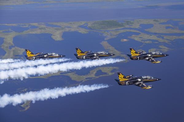 Группа лётчиков-асов пролетит над Самарской областью