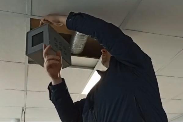 Три десятка тепловизоров будут измерять температуру у жителей Екатеринбурга