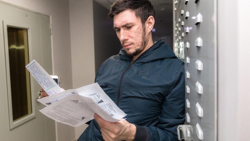 Мусорного оператора оштрафовали за завышенные счета