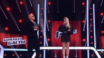 Пермячка Юлия Лунегова выступила на этапе поединков в шоу «Голос» на Первом канале