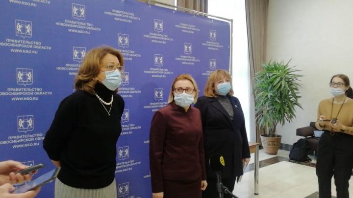 Ковидный Новосибирск: когда ждать антибиотики и что происходит с тестированием