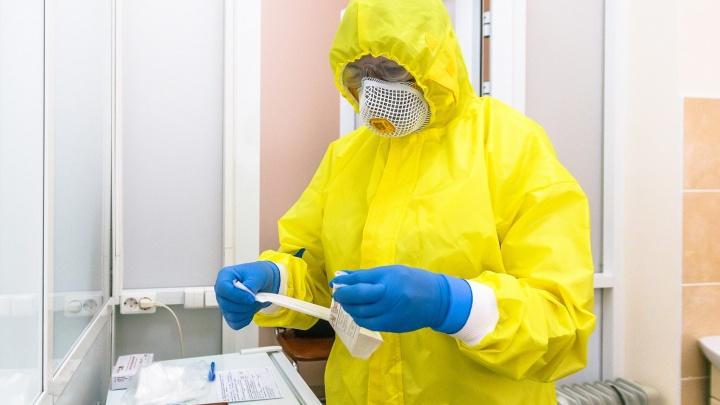 В Прикамье выявили еще 32 зараженных коронавирусом