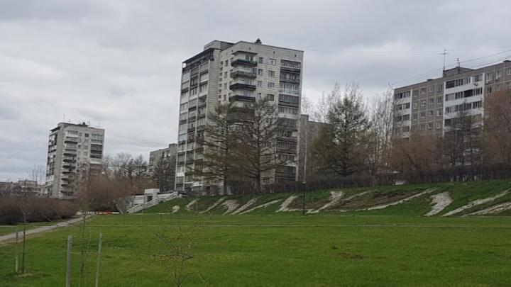 В Перми на жилых домах рядом с эспланадой установят мультимедийные фасады