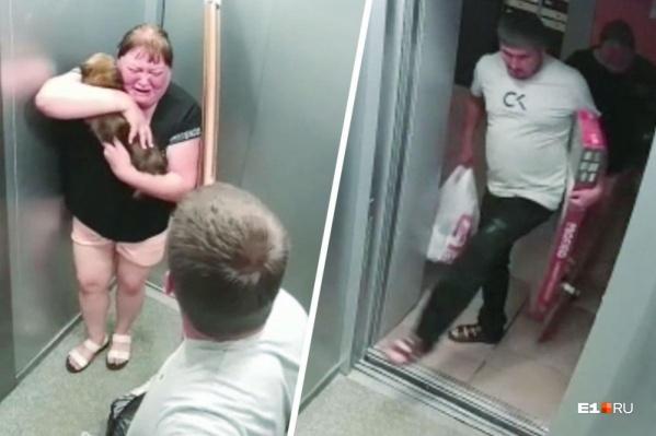 В Екатеринбурге под суд пошел живодер, запинавший собаку в лифте