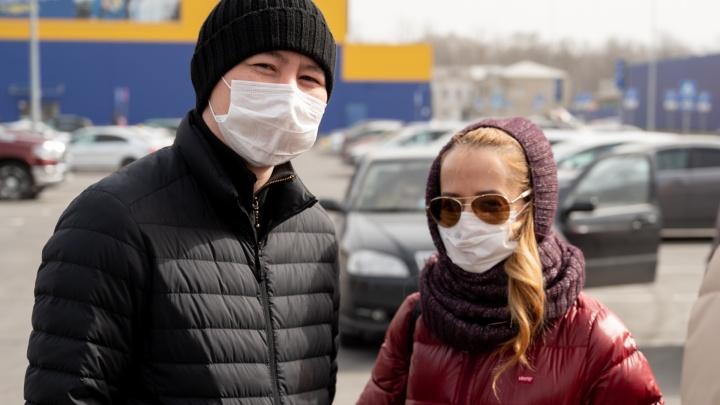 Два предприятия из Шахт запустили производство защитных масок