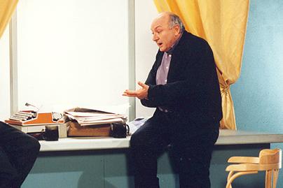 «Его включали в списки влиятельных людей, а он оставался тем же Михал Михалычем»: воспоминание о Жванецком